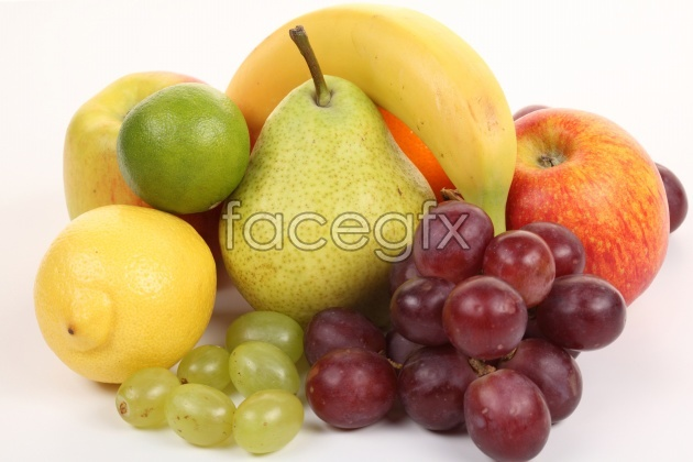 Fruit and vegetables picture