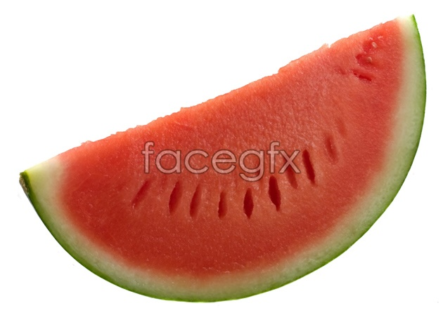 HD picture red watermelon
