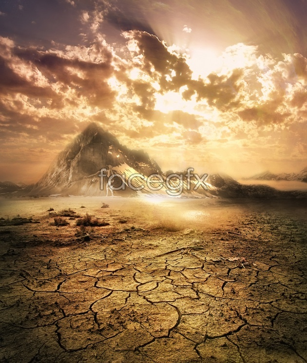 HD wild landscape picture
