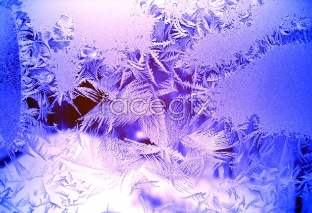 HD Winter blue pictures