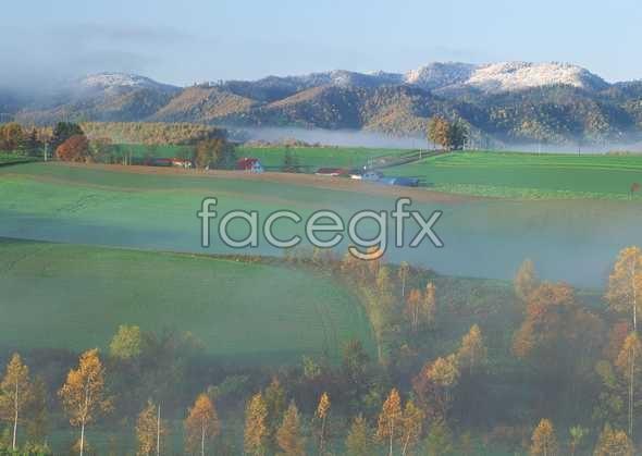 Idyllic villages 57
