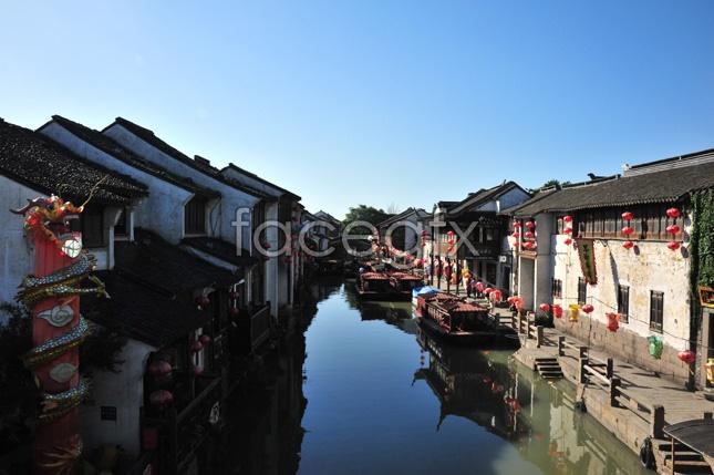 Suzhou landscape picture