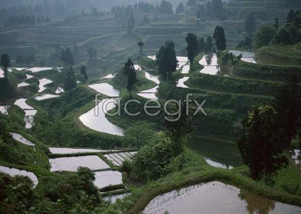 Idyllic villages 35
