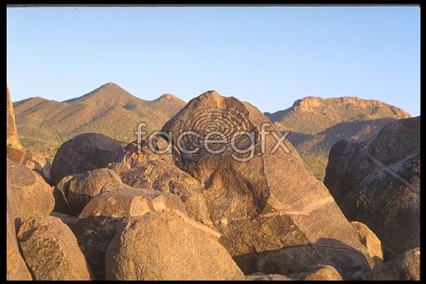 Desert scene 30