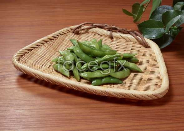 Fresh fruits and vegetables, 419