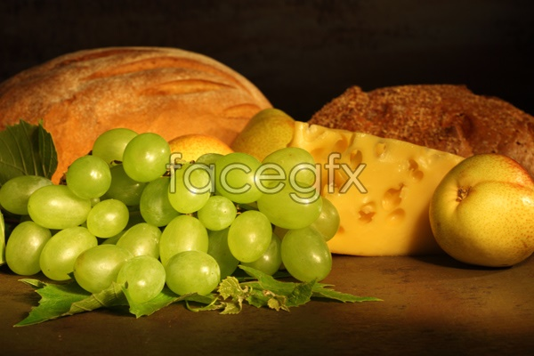 High definition grape material picture