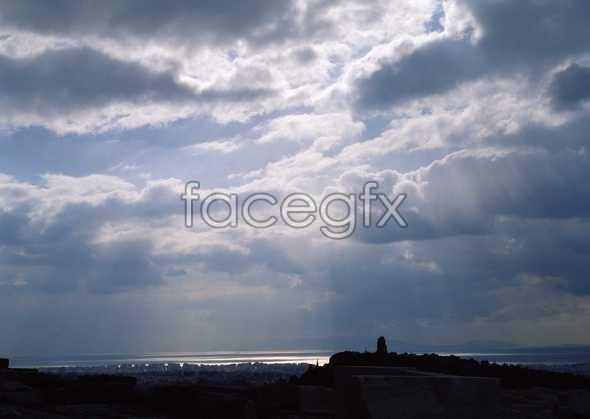 Open sky 206