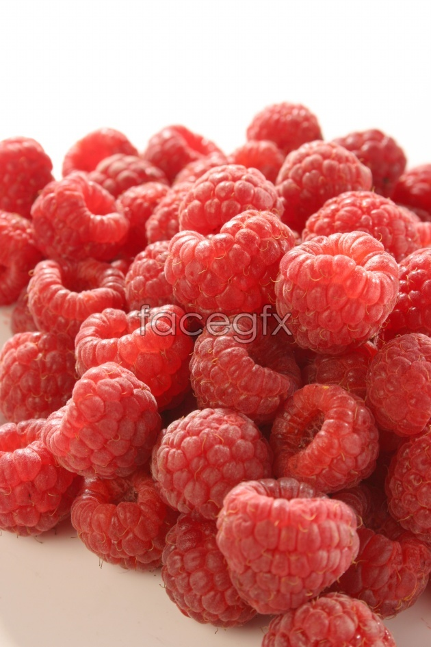 Raspberry HD picture