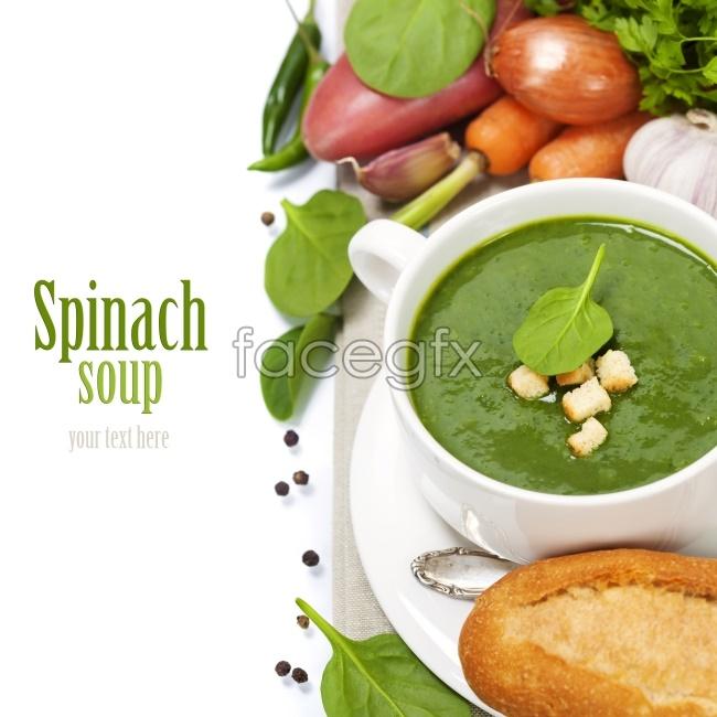 Soup vegetable cuisine high definition pictures