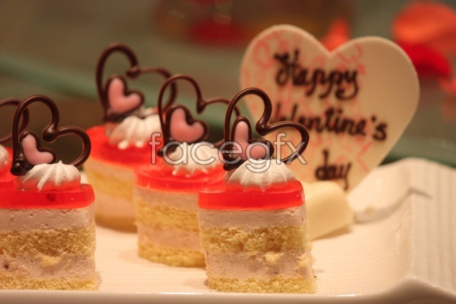 Love delicious cake HD pictures