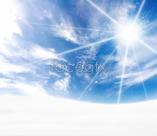HD-beautiful Sun picture