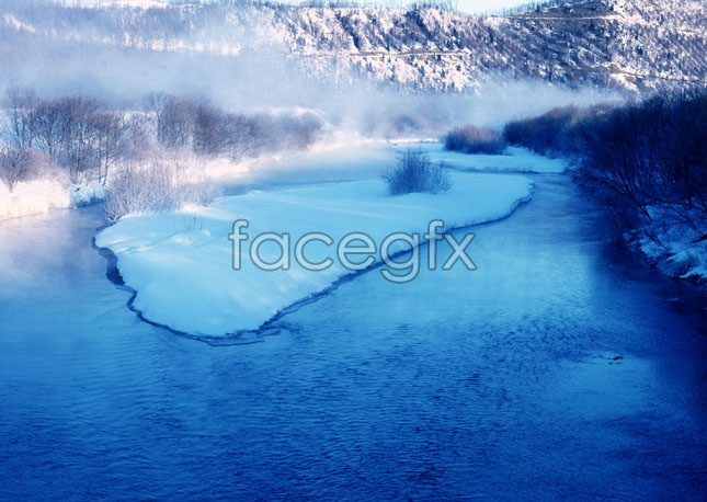 Charm Lake landscape pictures