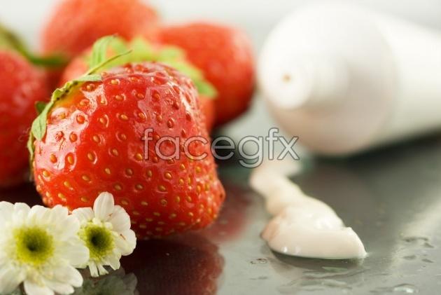 HD wallpaper cute Strawberry picture