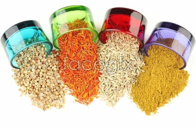 HD pictures of grains