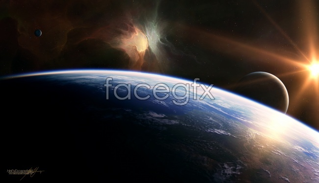 Space HD picture