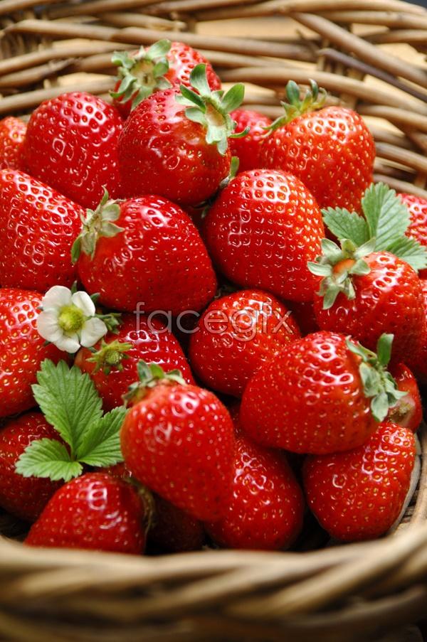 Fresh Strawberry HD picture