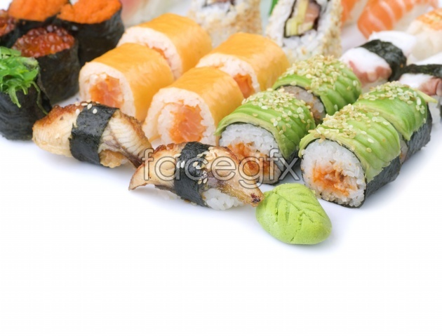 HD sushi pictures
