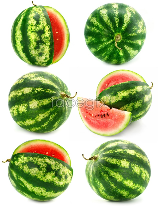Watermelon summer delicious picture
