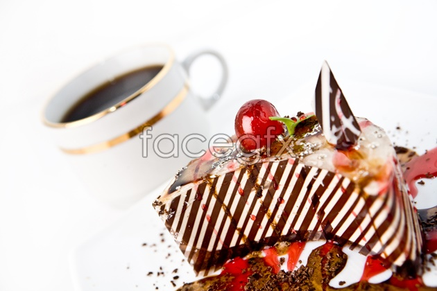 Coffee dessert pictures HD