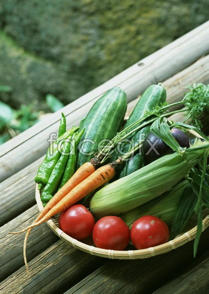 Fresh fruits and vegetables, 574