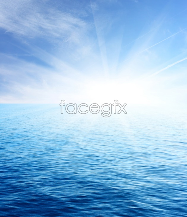 HD picture at sea