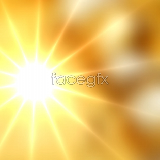 HD brilliant sunshine picture
