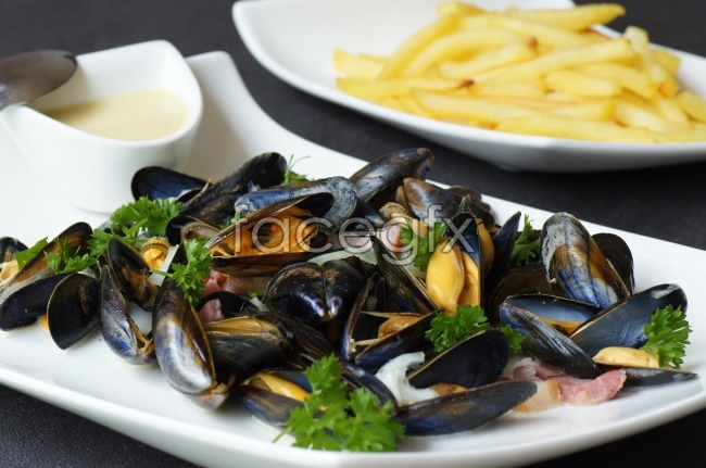 Seafood Mussel picture