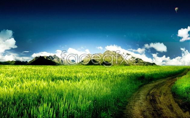 HD beautiful landscape pictures
