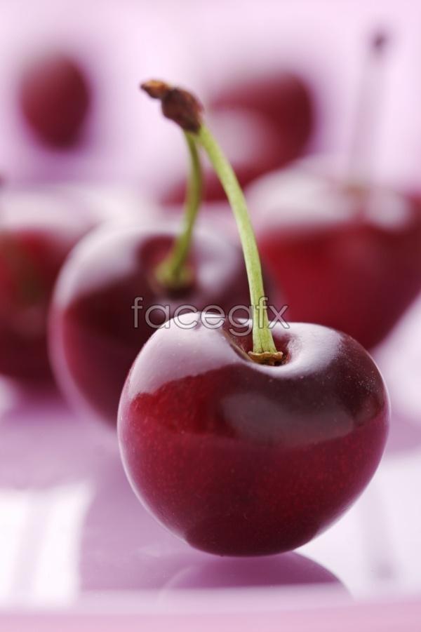 HD cherry photo book