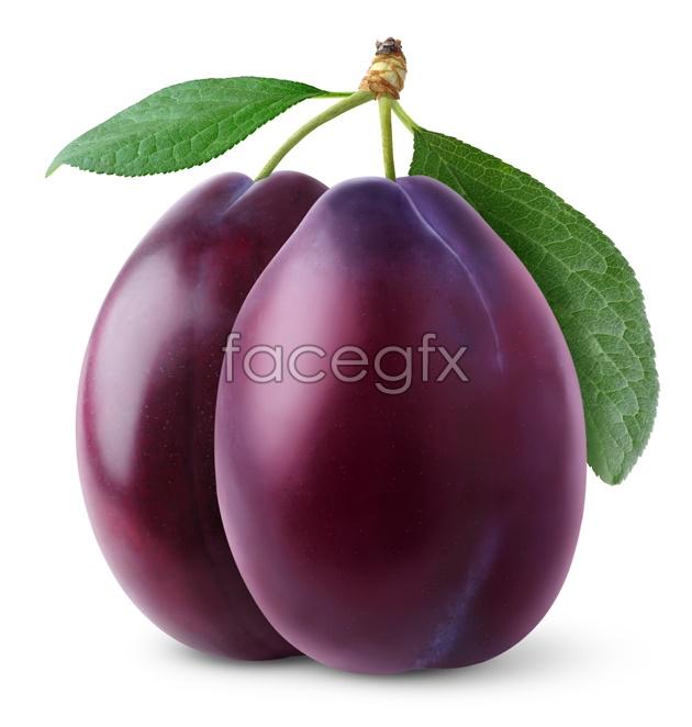 HD prune purple picture