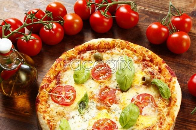 HD tomato pizza pictures