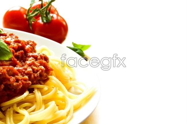 Western Italy food photos