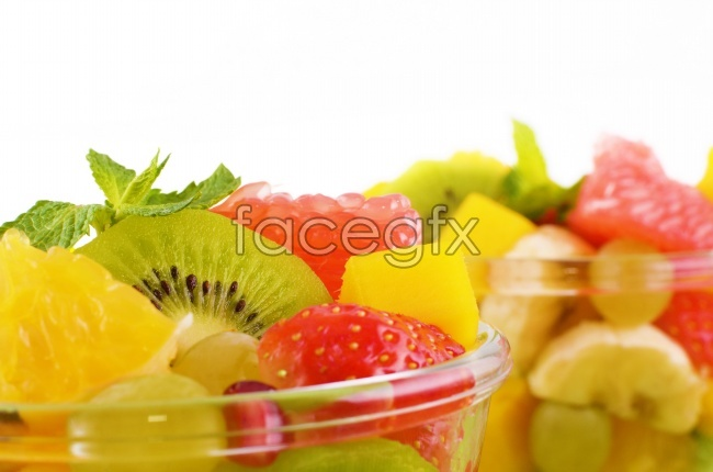 Fresh fruit picture