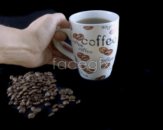 HD gourmet coffee picture