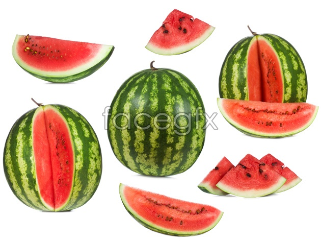 HD luscious watermelon pictures