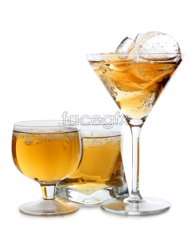 Many cups of beer HD pictures