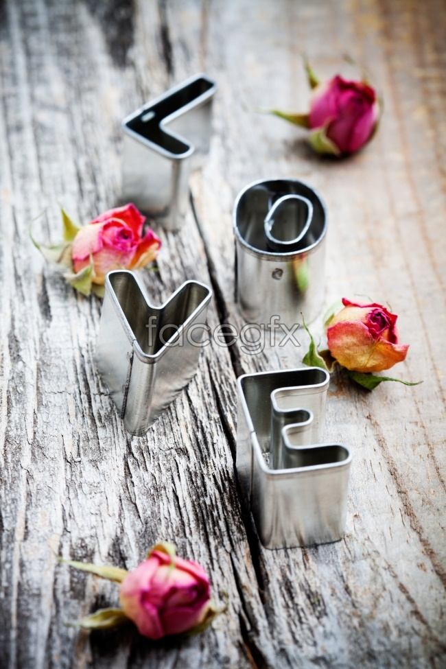 Roses love picture