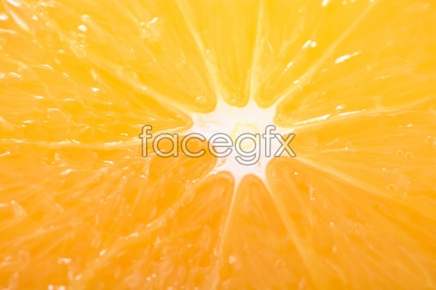 Yellow orange picture
