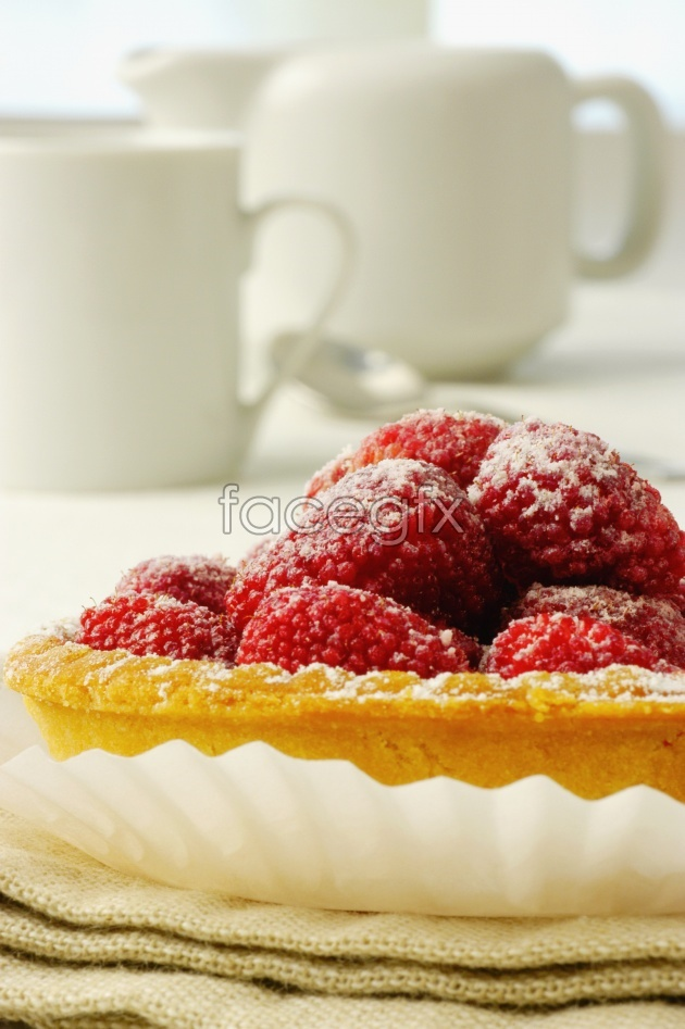 Strawberry salad HD picture