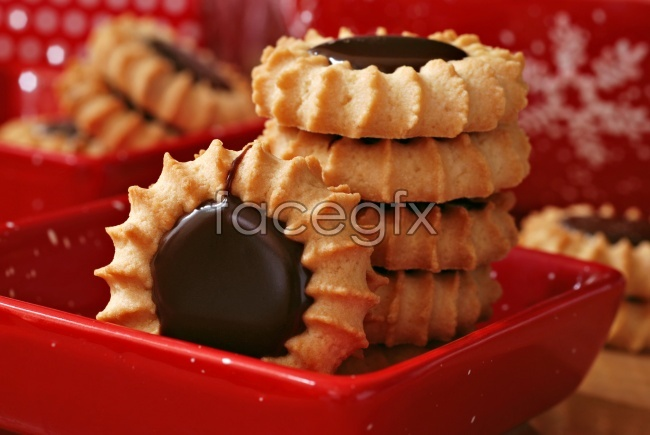 Gourmet biscuits chocolate biscuits high definition pictures