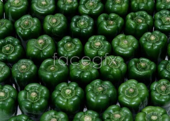 Fresh fruits and vegetables, 286