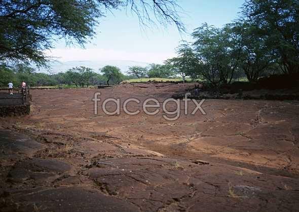 Idyllic village of 268