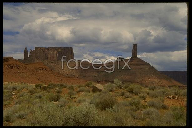 Desert scene 42