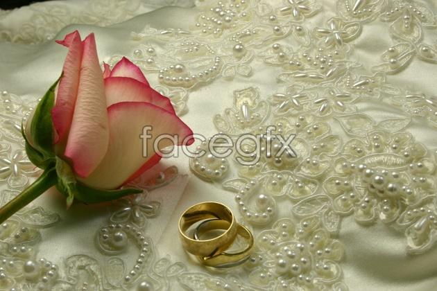 HD rose ring