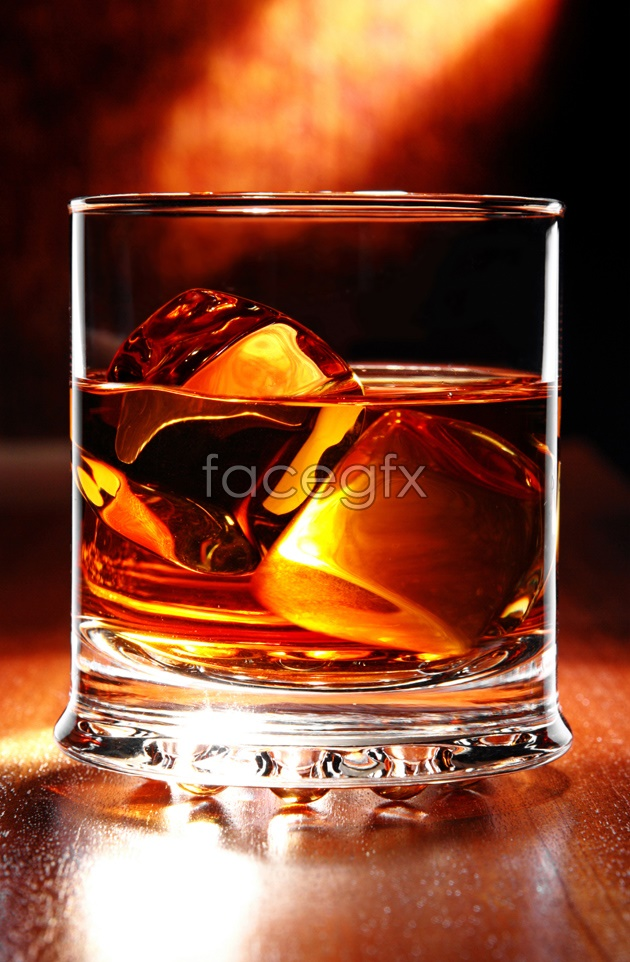 HD whiskey ice pictures