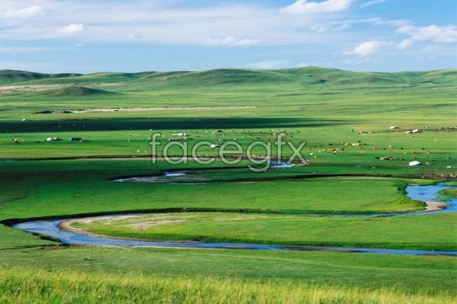 Inner Mongolia Prairie pictures
