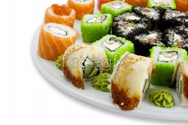 Japan sushi HD picture