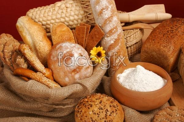 Delicious bread pictures HD
