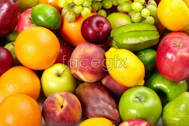 Fruits vegetables picture
