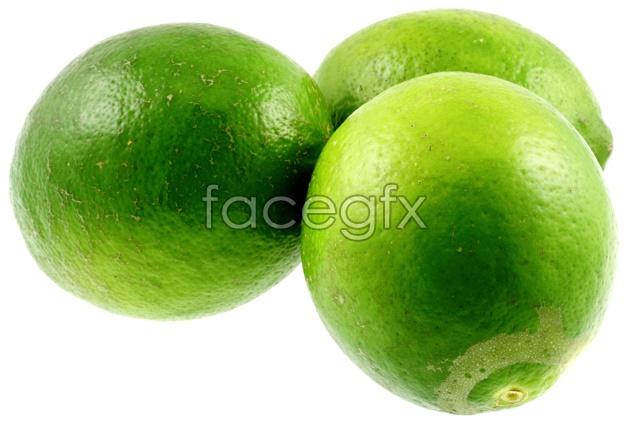 HD slightly sour lemon pictures